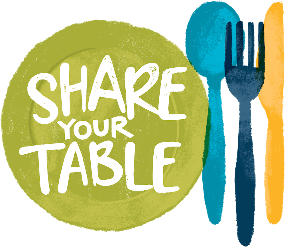 Share Your Table Logo